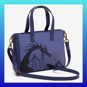 ❗️NEW❗️Loungefly Maleficent Dragon Satchel Bag